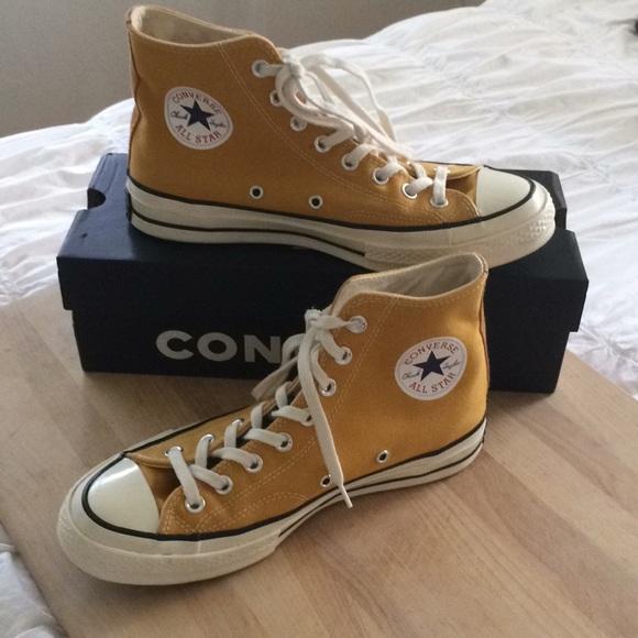 Converse Shoes | Converse Mustard High